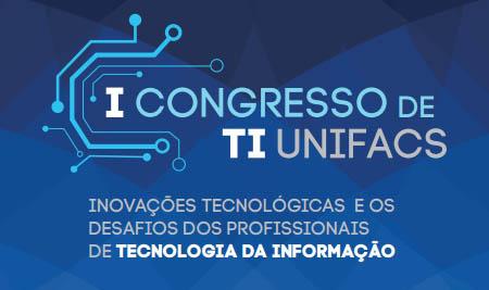 Jefpower no 1° Congresso de Tecnologia da Informação na Unifacs