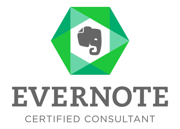 Consultor Certificado do Evernote