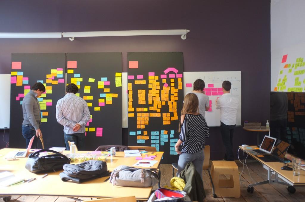 Um espa o criativo e colaborativo parte 1 for Ideo company